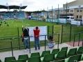 Przedszkolaki na piłkarskich derbach