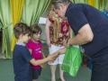 Udział pięciolatków w II Międzyprzedszkolnym Konkursie  Matematycznym
